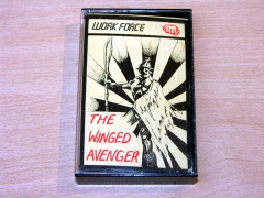 Winged Avenger by Work Force