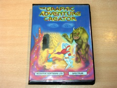 Graphic Adventure Creator by Incentive