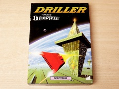 Driller by Incentive + 3D Map