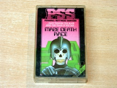 Maze Death Race by PSS