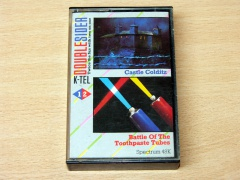 Castle Colditz & Battle of the Toothpaste Tubes by K-Tel