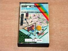 Club Record Controller by Sinclair