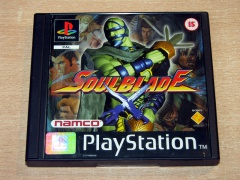 Soulblade by Namco