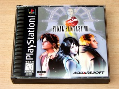 Final Fantasy VIII by Squaresoft