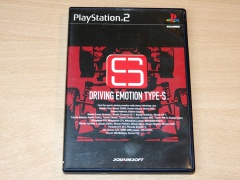 Driving Emotion Type-S by Squaresoft