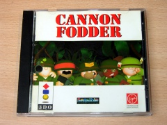 Cannon Fodder by Sensible Software