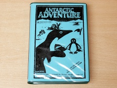 Antarctic Adventure by Coleco