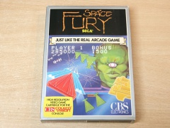 Space Fury by Sega / Coleco