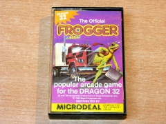 Frogger by Sega / Microdeal
