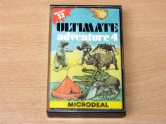 Ultimate Adventure 4 by Microdeal