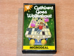 Cuthbert Goes Walkabout by Microdeal