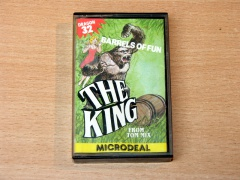 The King by Microdeal