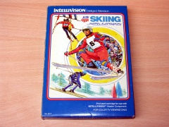 Skiing by Mattel