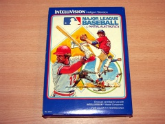 Major League Baseball by Mattel