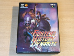Fighters History Dynamite by SNK