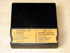 Cartridge No 5 - Wipe Out