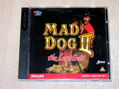 Mad Dog McCree 2 : The Lost Gold by American Laser Games