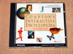 Compton's Interactive Encyclopedia by Philips