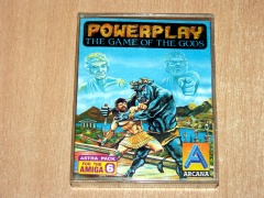 Powerplay : The Game Of The Gods by Arcana