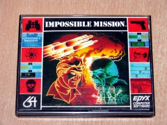 Impossible Mission by Epyx