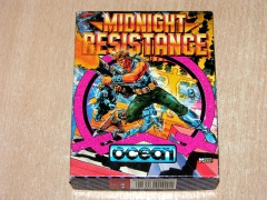Midnight Resistance by Ocean