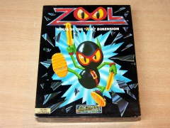 Zool : ninja Of the Nth Dimension by Gremlin + Stickers