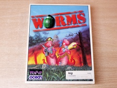 Worms by Team 17 / Ocean