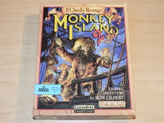 Monkey Island 2 : LeChucks Revenge by US Gold / LucasArts