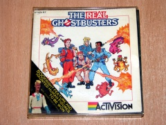 The Real Ghostbusters by Activision