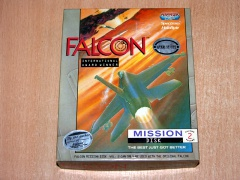Falcon : Mission Disk 2 by Mirror Soft