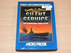 Silent Service by Microprose