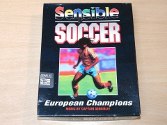 Sensible Soccer : European Champions by Mindscape