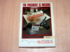 The President Is Missing by Cosmi
