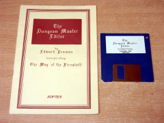 The Dungeon Master Editor by Softex