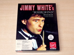 Jimmy White's Whirlwind Snooker by Virgin Games