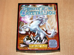 Knights Of The Crystallion by US Gold