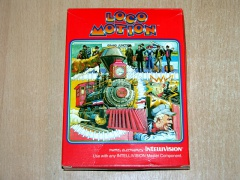 Loco Motion by Mattel Electronics