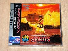 Samurai Spirits by SNK