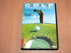 The Golf Construction Set by Ariolasoft