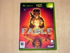 Fable by Lionhead Studios / Microsoft
