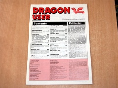 Dragon User Magazine - December 1986