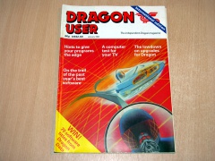 Dragon User Magazine - January 1984