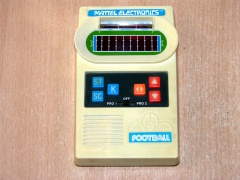** Football by Mattel Electronics