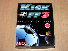 Kick Off 3 A1200 by ANCO