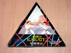 Amiga Karate by Paradox