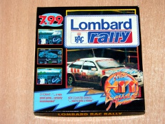Lombard RAC Rally by The Hit Squad