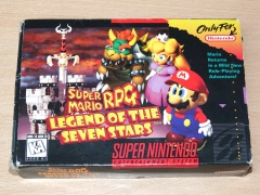 Super Mario RPG by Nintendo