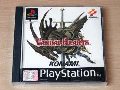 Vandal Hearts by Konami