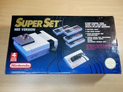 Nintendo NES Super Set - Boxed *Nr MINT