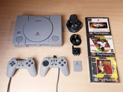 Playstation Console - Games